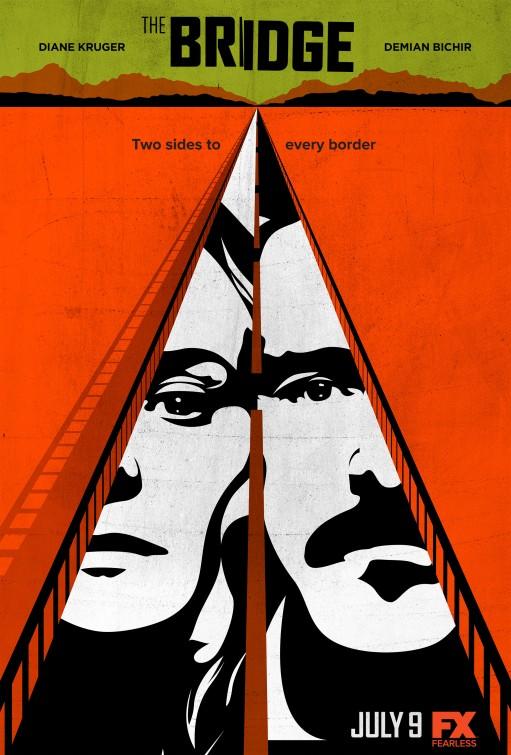 The Bridge: un'immagine promozionale per la seconda stagione della serie