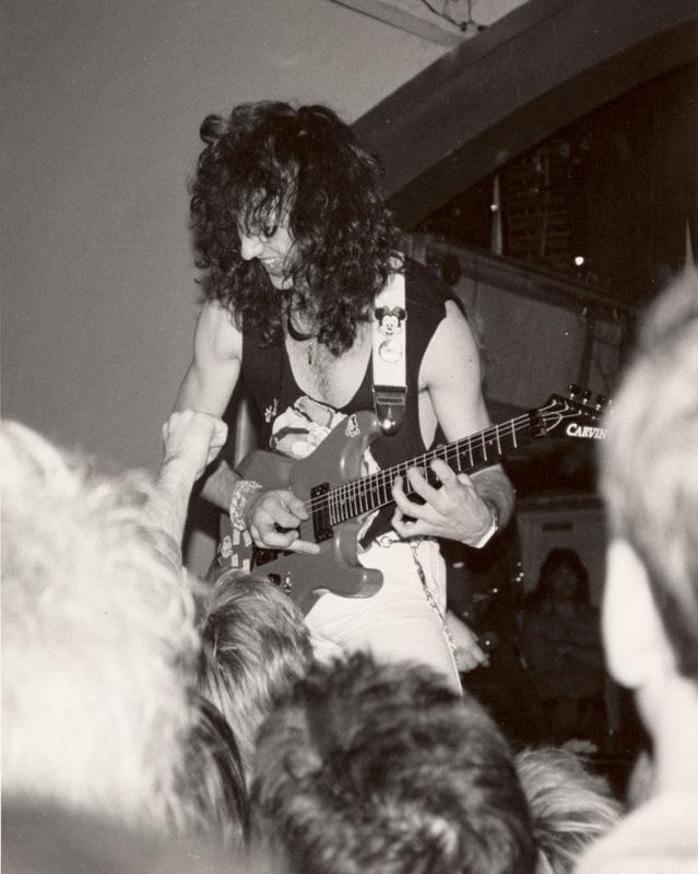 Jason Becker: Ancora vivo, una scena del documentario sul celebre chitarrista