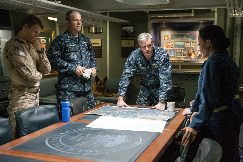 The Last Ship: Eric Dane nell'episodio Dead Reckoning