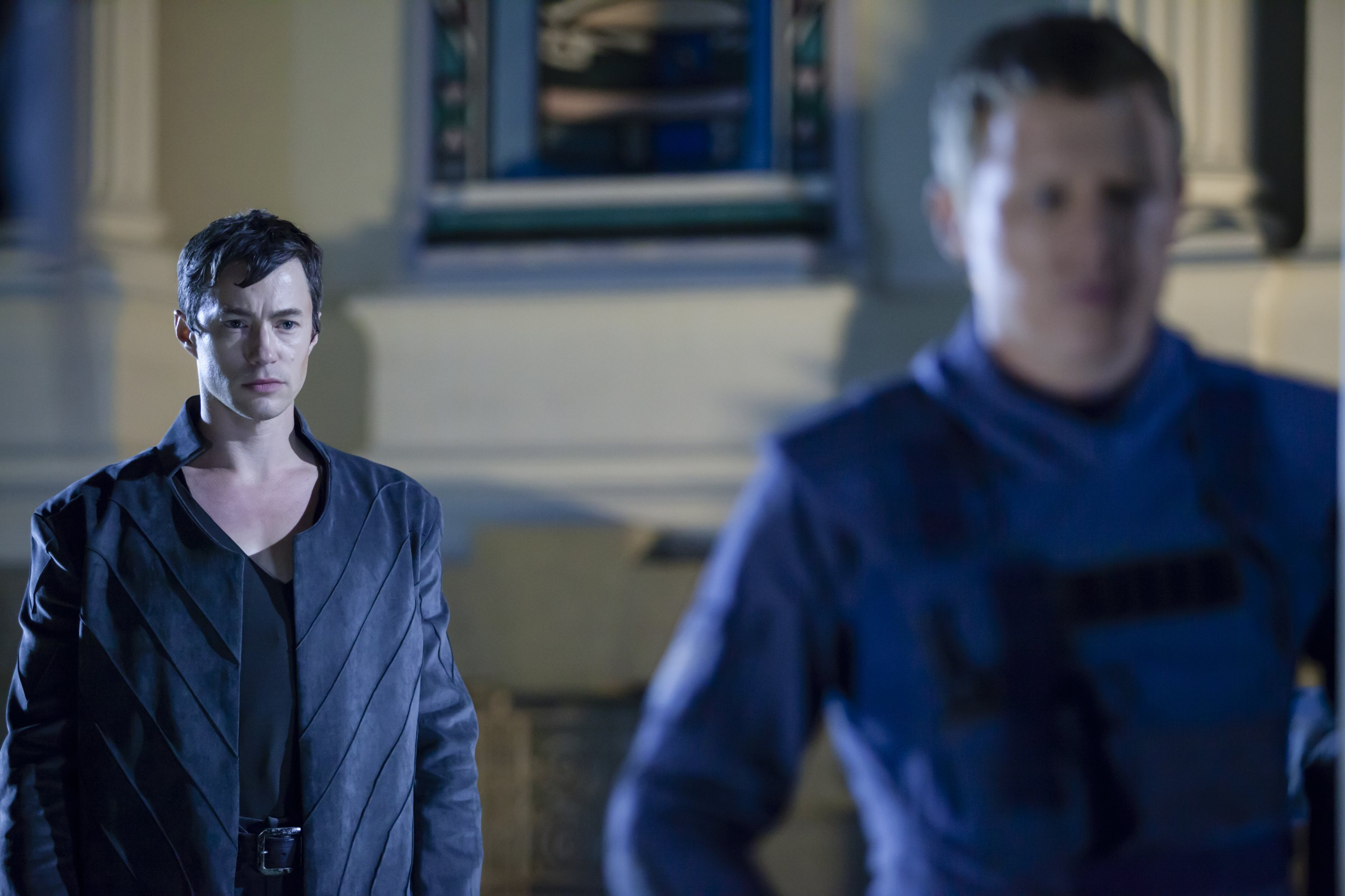 Dominion: Tom Wisdom in Godspeed