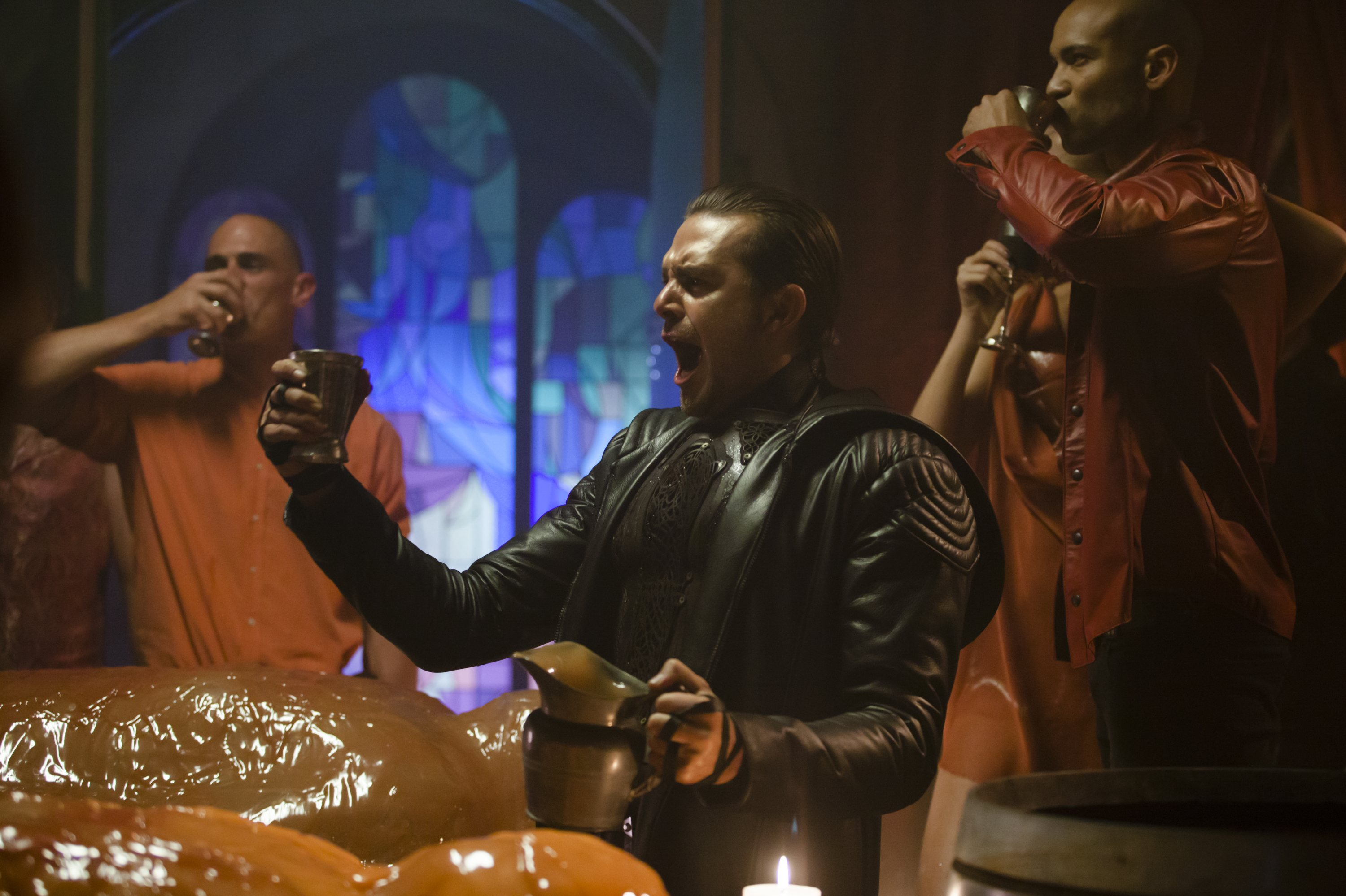 Dominion: una scena dell'episodio Godspeed