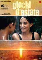 La cover del DVD di Giochi d'estate