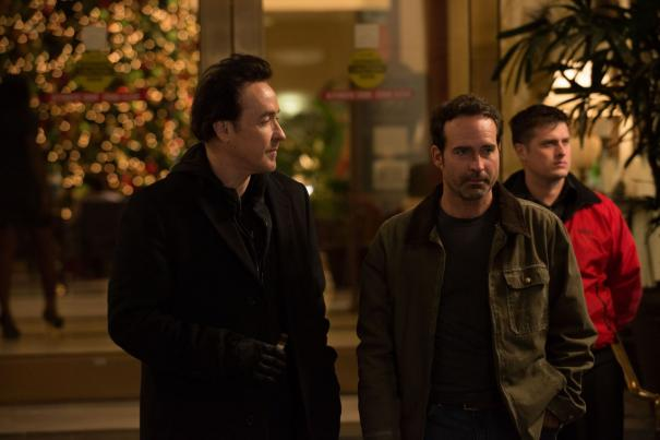 The Prince: John Cusack e Jason Patric in una scena
