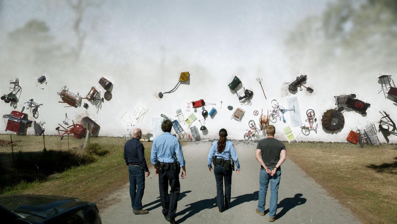 Under the Dome: una scena della premiere della seconda stagione