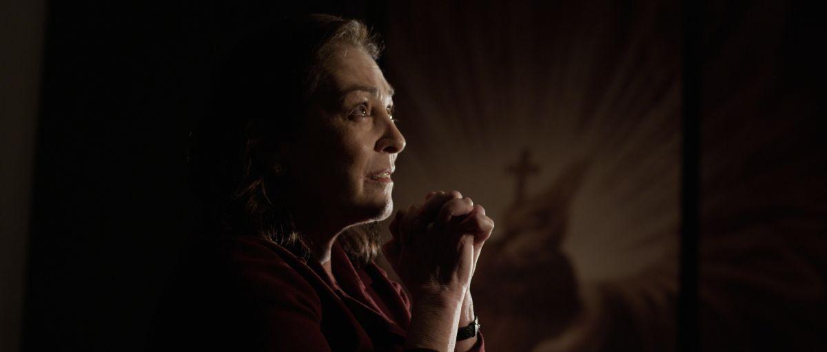 La madre: Carmen Maura in una scena del film di Angelo Maresca