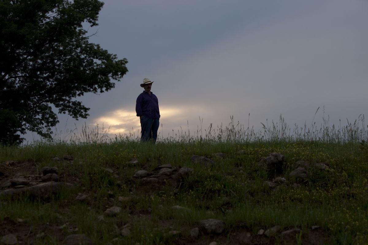 Muscle Shoals - Dove nascono le leggende: Rick Hall, fondatore dei Fame Studios, in una scena del documentario musicale