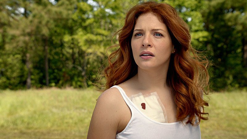 Under the Dome: Rachelle Lefevre nell'episodio Heads Will Roll