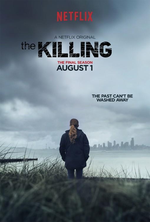 The Killing: manifesto per la quarta stagione