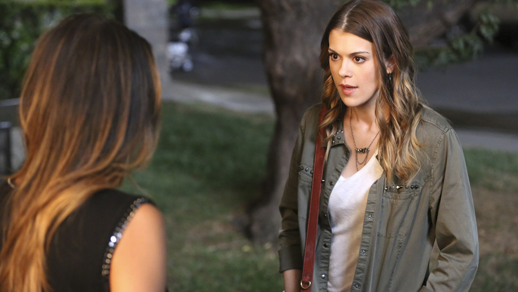 Pretty Little Liars: Lindsey Shawn nell'episodio Thrown from the Ride