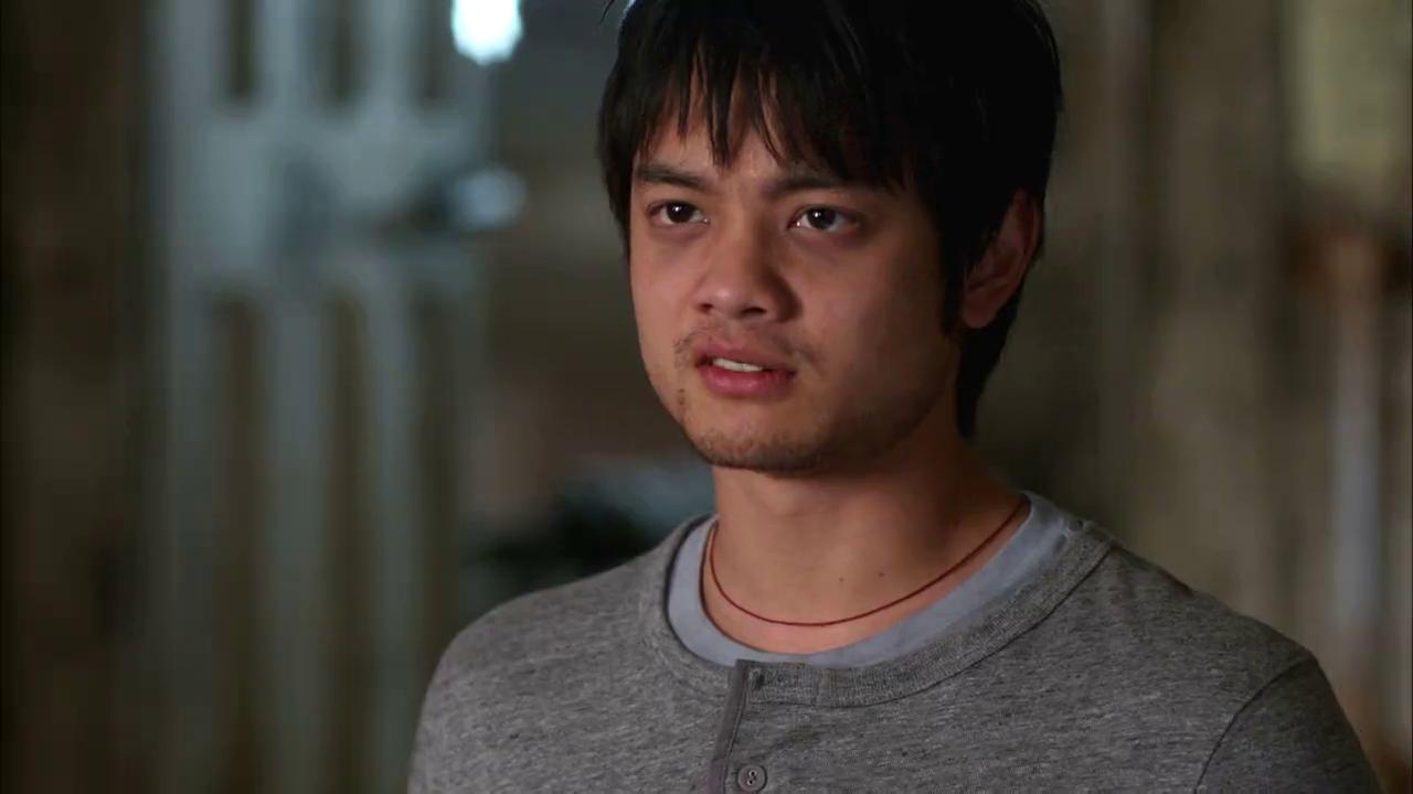 Supernatural: Osric Chau nell'episodio The Great Escapist