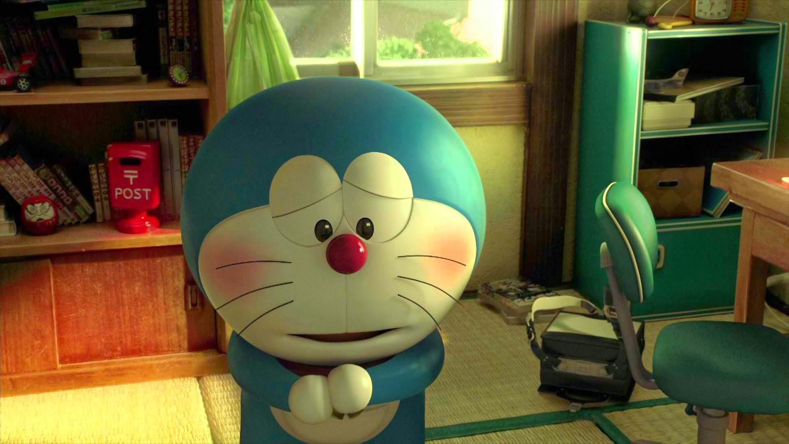 Stand by Me Doraemon: una scena del film d'animazione sul dolcissimo gattone blu