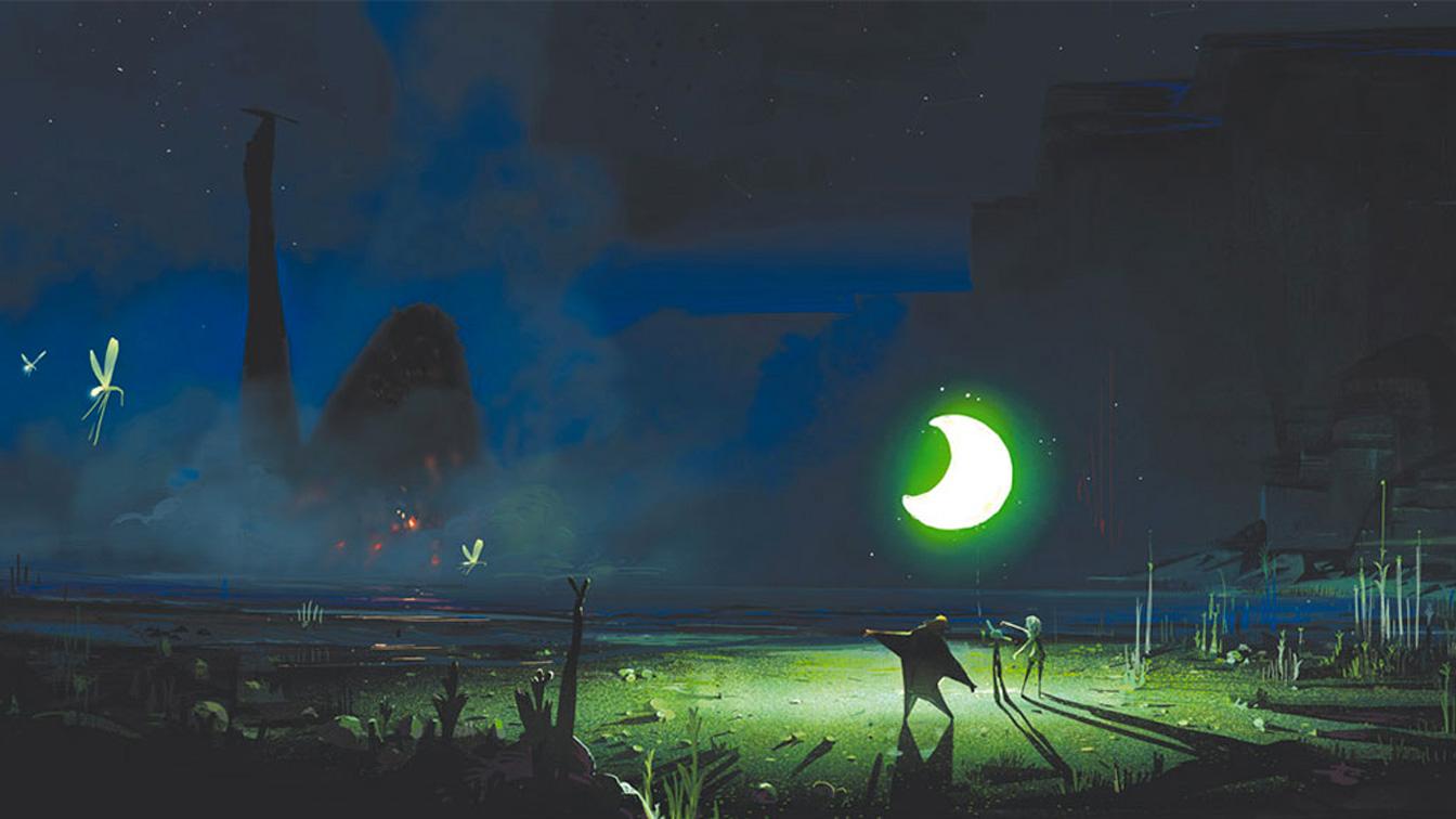 Mune: una scena del film animato