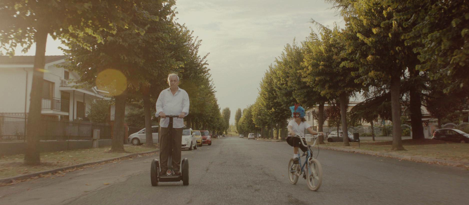 Maicol Jecson: Remo Girone e Tommaso Neri in una scena del film