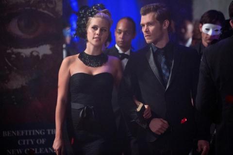The Originals: Claire Holt e Joseph Morgan nell'episodio Tangled Up in Blue