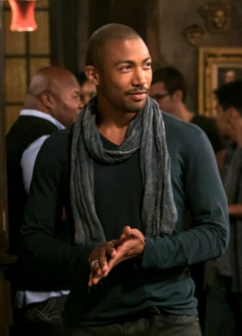 The Originals: Charles Michael Davis nell'episodio Girl in New Orleans