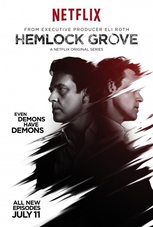 Hemlock Grove: un'immagine promozionale per la stagione 2