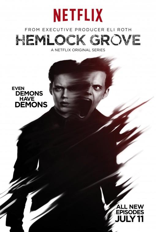 Hemlock Grove: un'immagine promozionale per la seconda stagione