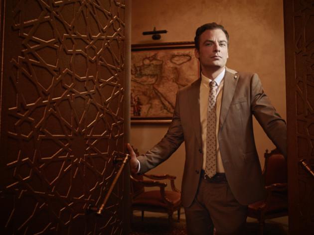 Tyran: in un'immagine promozionale della prima stagione