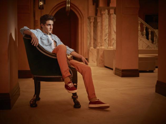 Tyran: Noah Silver in un'immagine promozionale della prima stagione