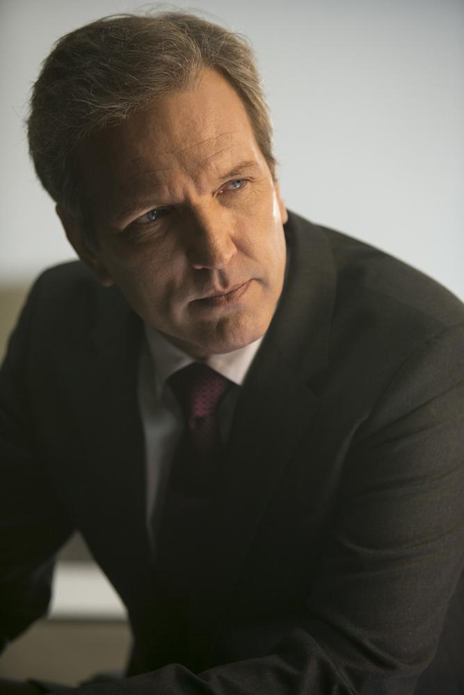 The Lottery: Martin Donovan nel pilot della serie