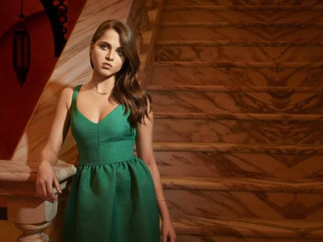 Tyran: Anne Winters in un'immagine promozionale della prima stagione