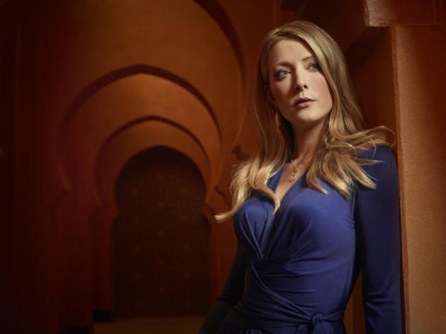 Tyran: Jennifer Finnigan in un'immagine promozionale della prima stagione