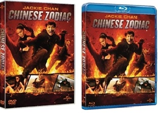 Le cover homevideo di Chinese Zodiac