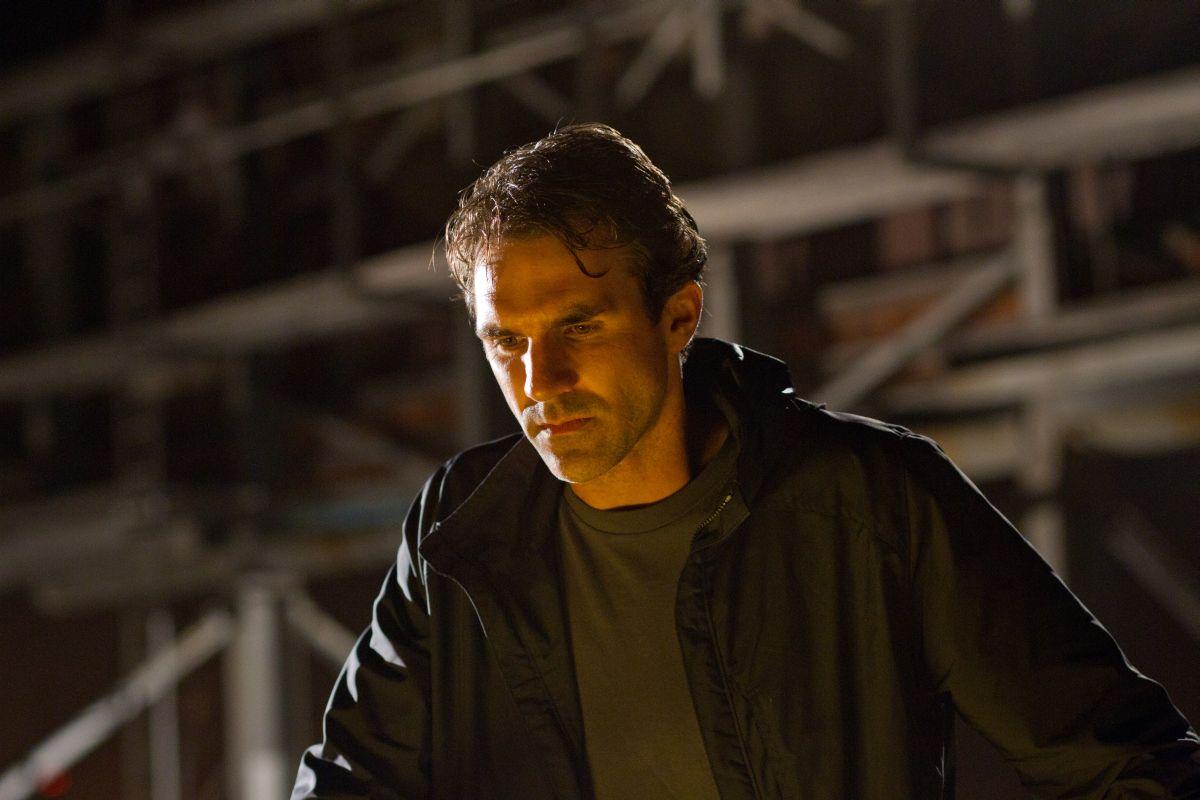 Provetta d'amore: Paul Schneider in una scena del film