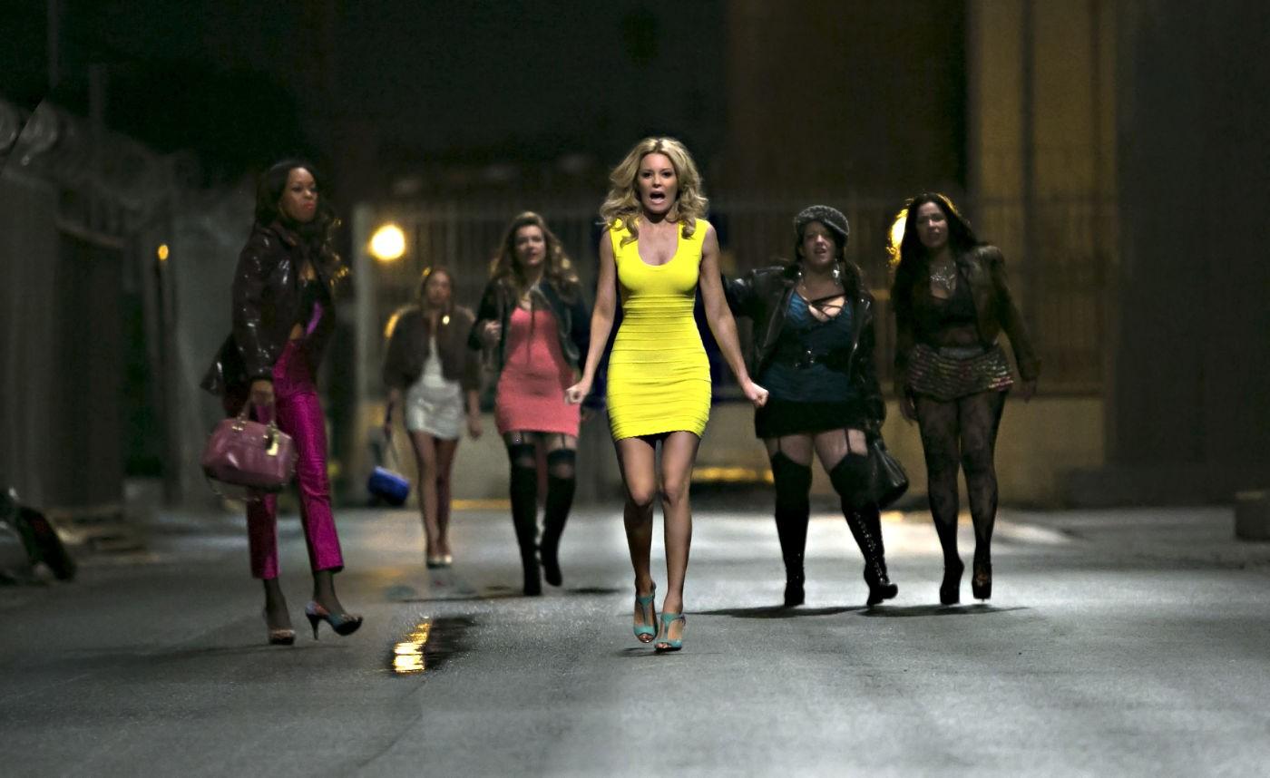 Elizabeth Banks in Una notte in giallo