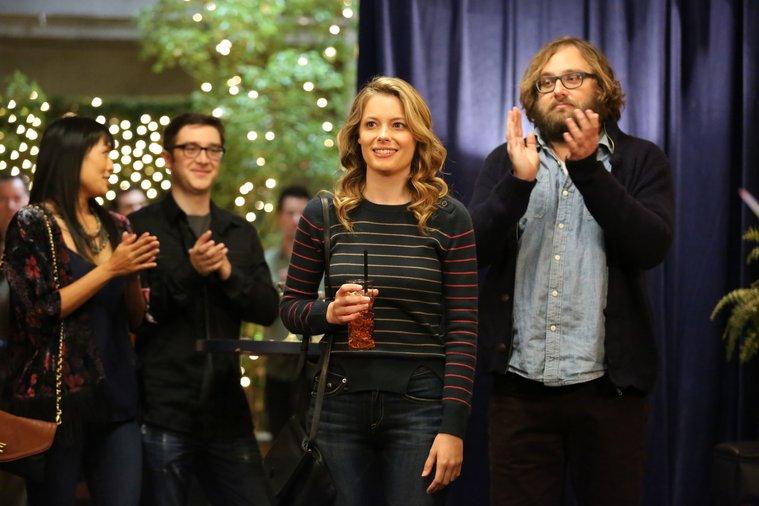Community: Gillian Jacobs nell'episodio Bondage and Beta Male Sexuality