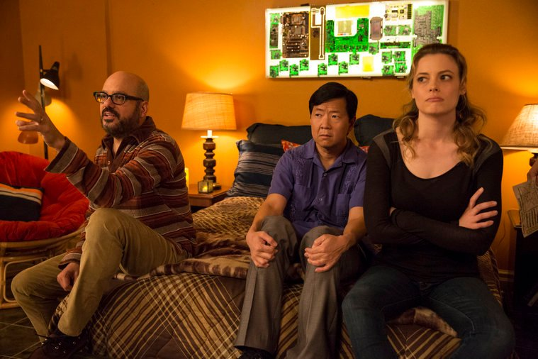 Community: Gillian Jacobs e Ken Jeong nell'episodio Advanced Advanced Dungeons & Dragons