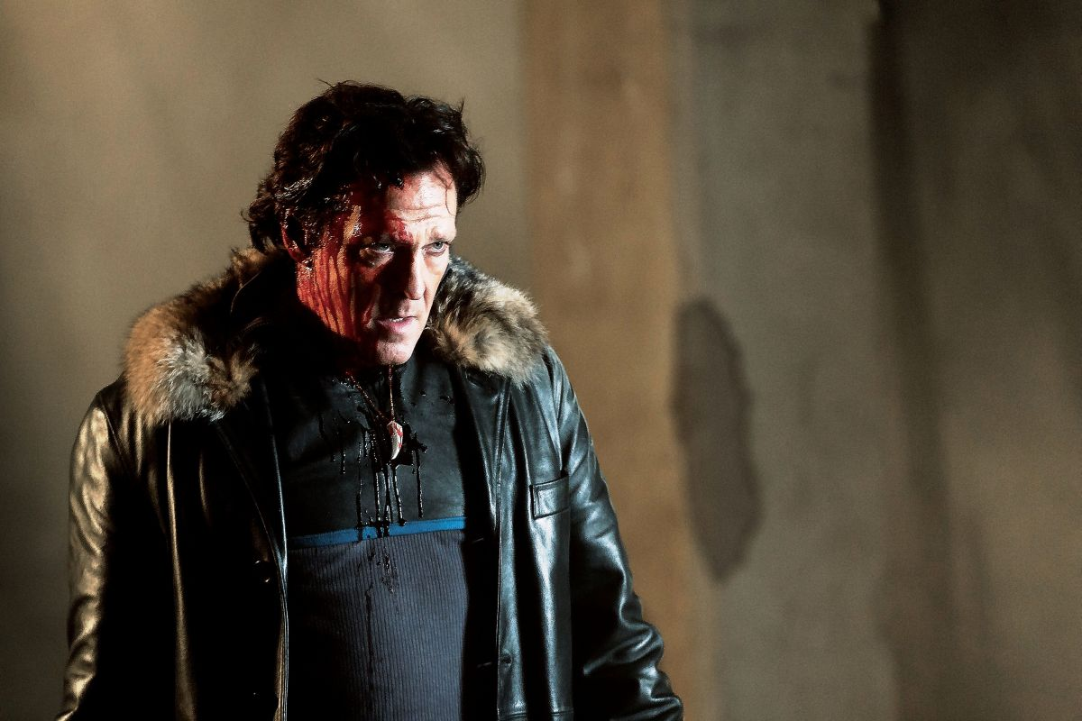 2047 - Sights of Death: Michael Madsen in una scena del film