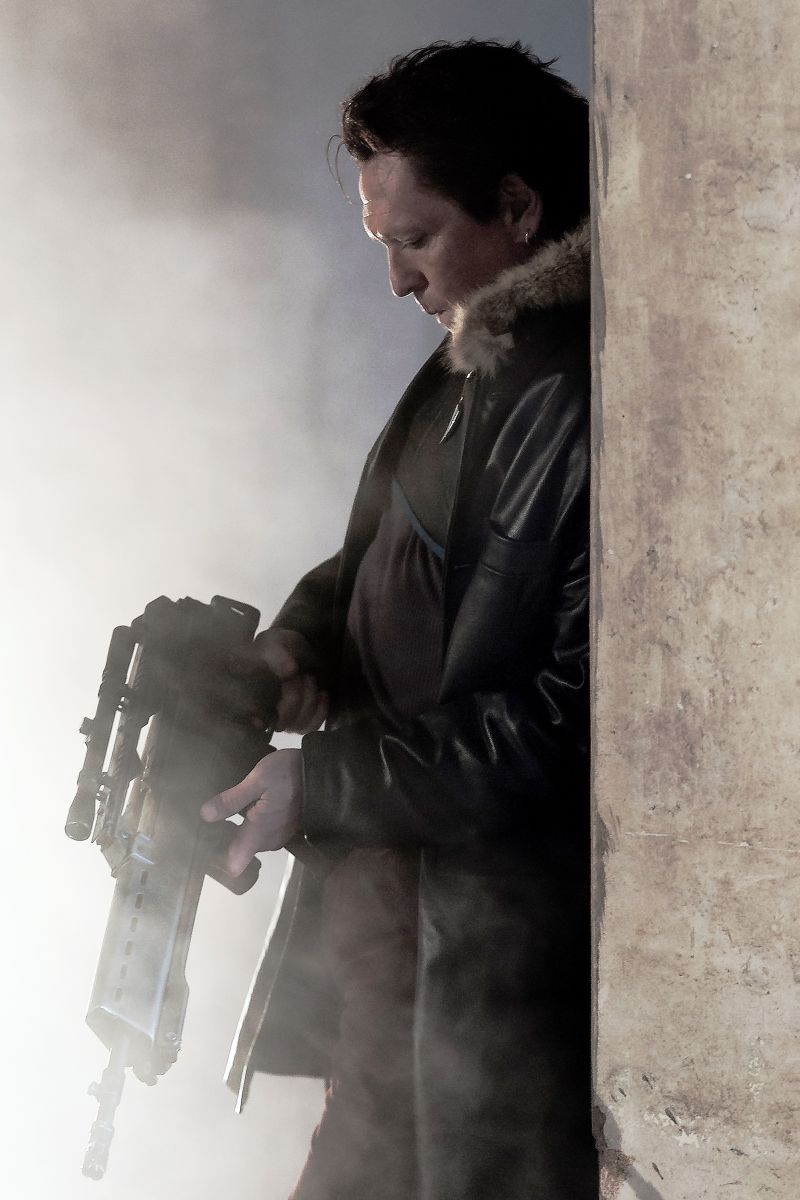 Michael Madsen in 2047 - Sights of Death