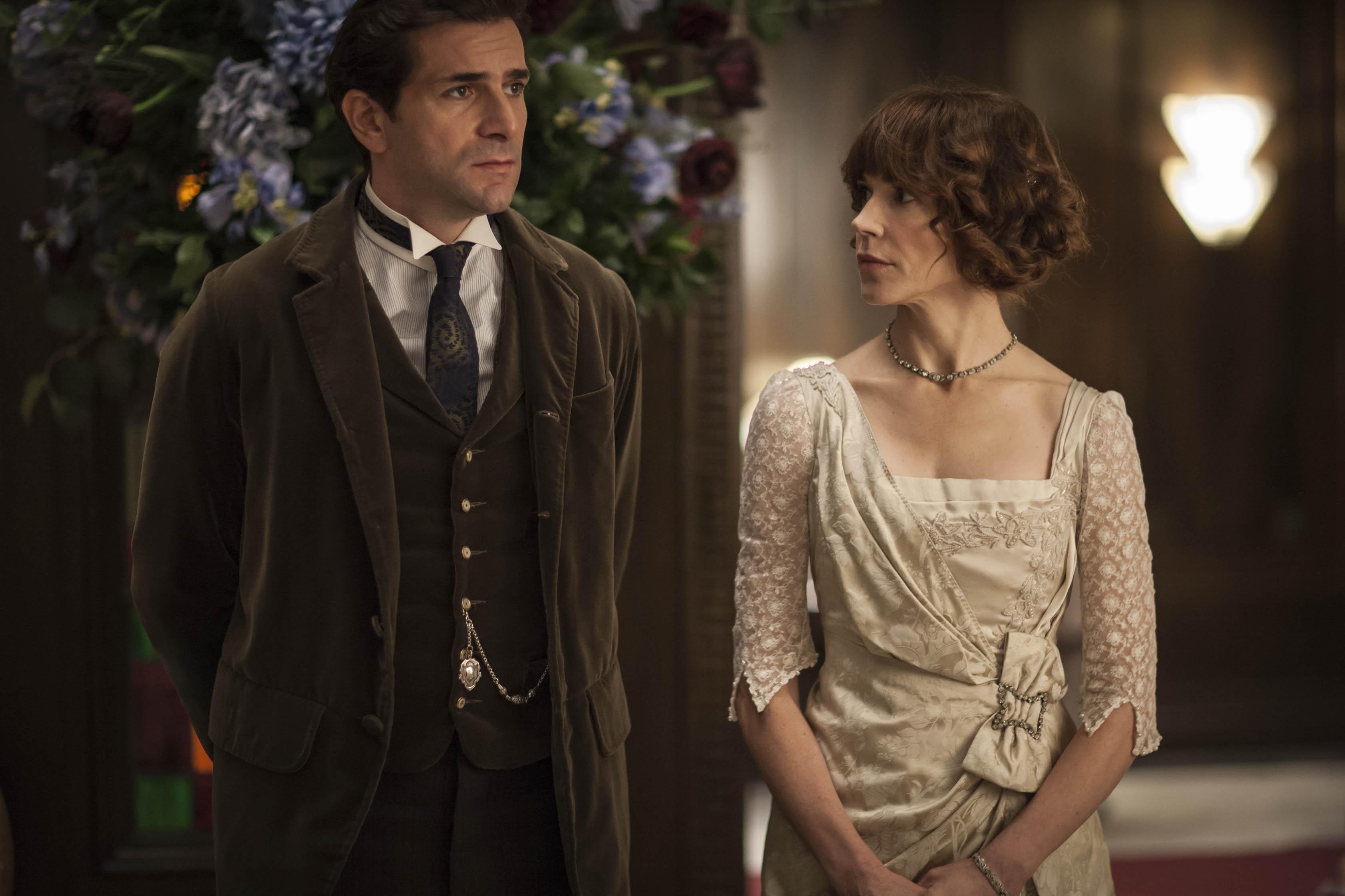 Mr. Selfridge: una scena del sesto episodio della seconda stagione
