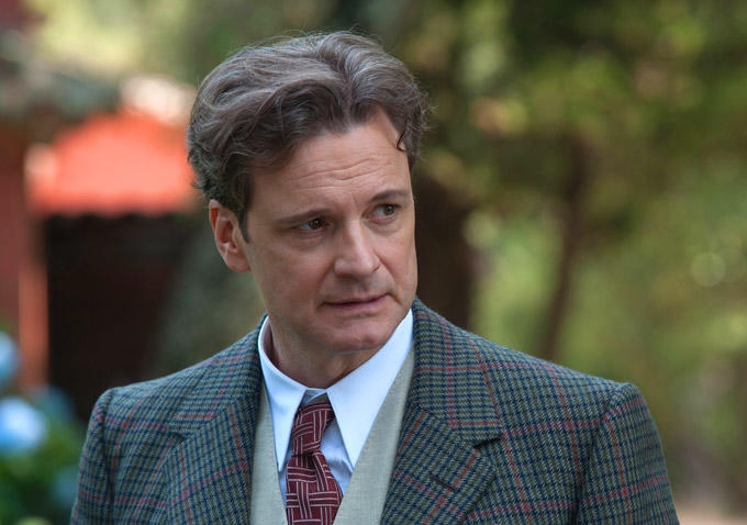 Magic in the Moonlight: un primo piano di Colin Firth