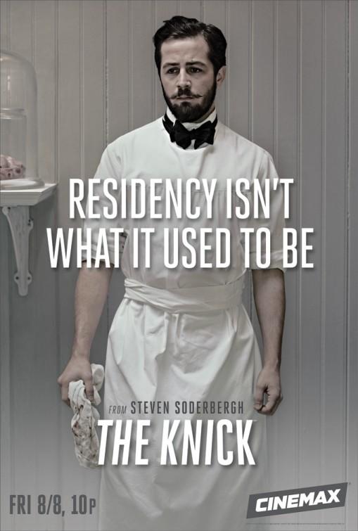The Knick: un manifesto promozionale per la serie