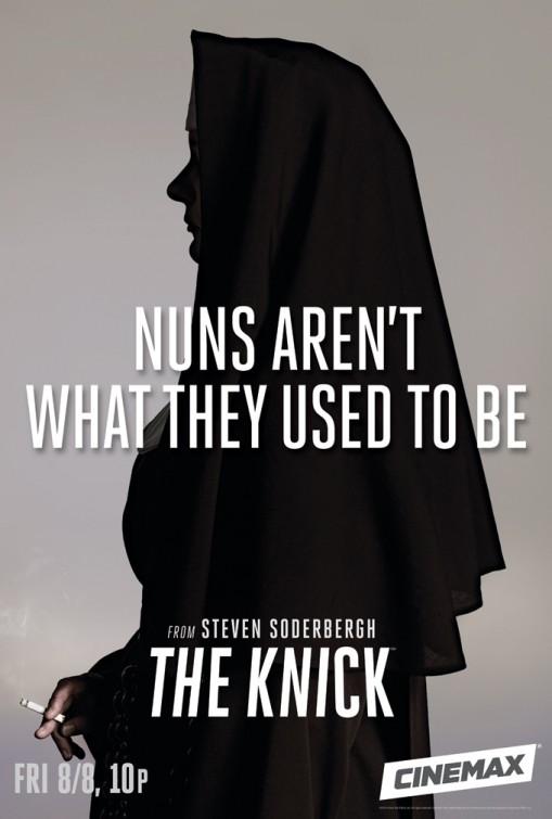 The Knick: un manifesto promozionale della prima stagione