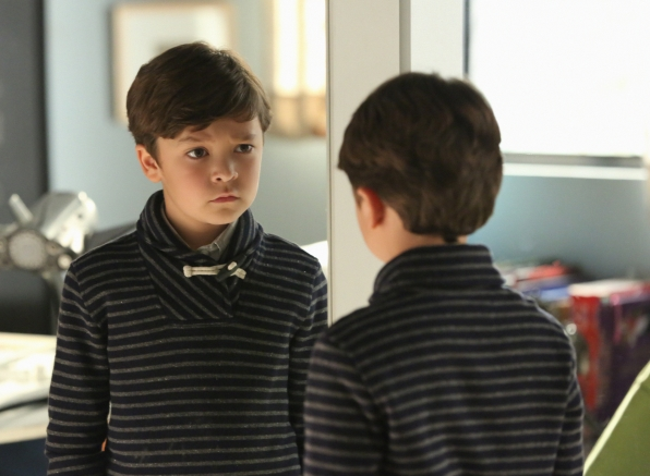 Extant: Pierce Gagnon nel pilot della serie