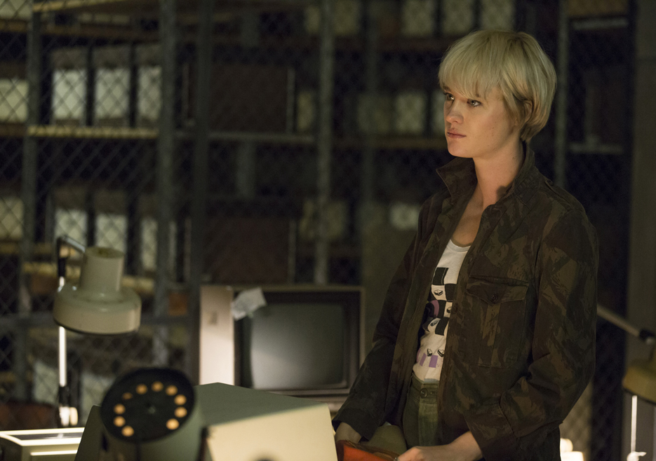 Halt and Catch Fire: Mackenzie Davis in Landfall, prima stagione