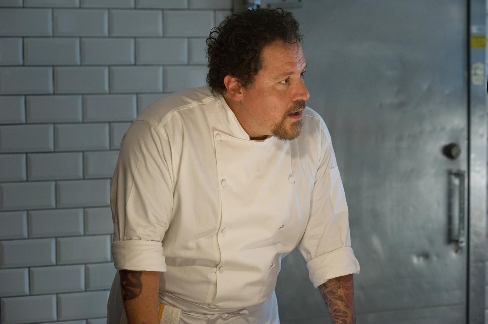 Chef - La ricetta perfetta: un primo piano di Jon Favreau