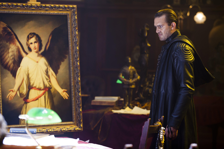 Dominion: Carl Beukes nell'episodio The Flood