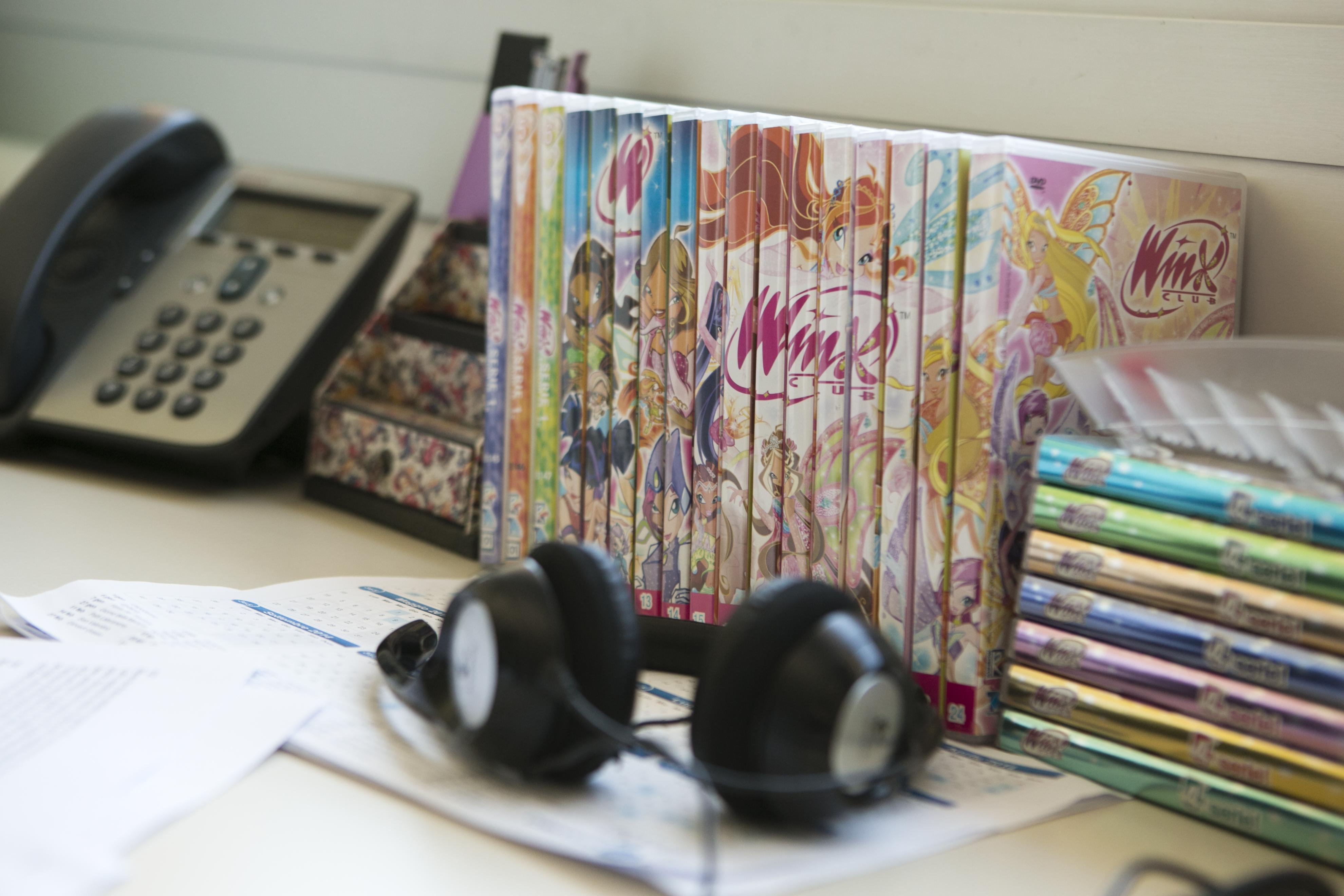 Winx Club - Il mistero degli abissi: un'immagine dagli studi Rainbow