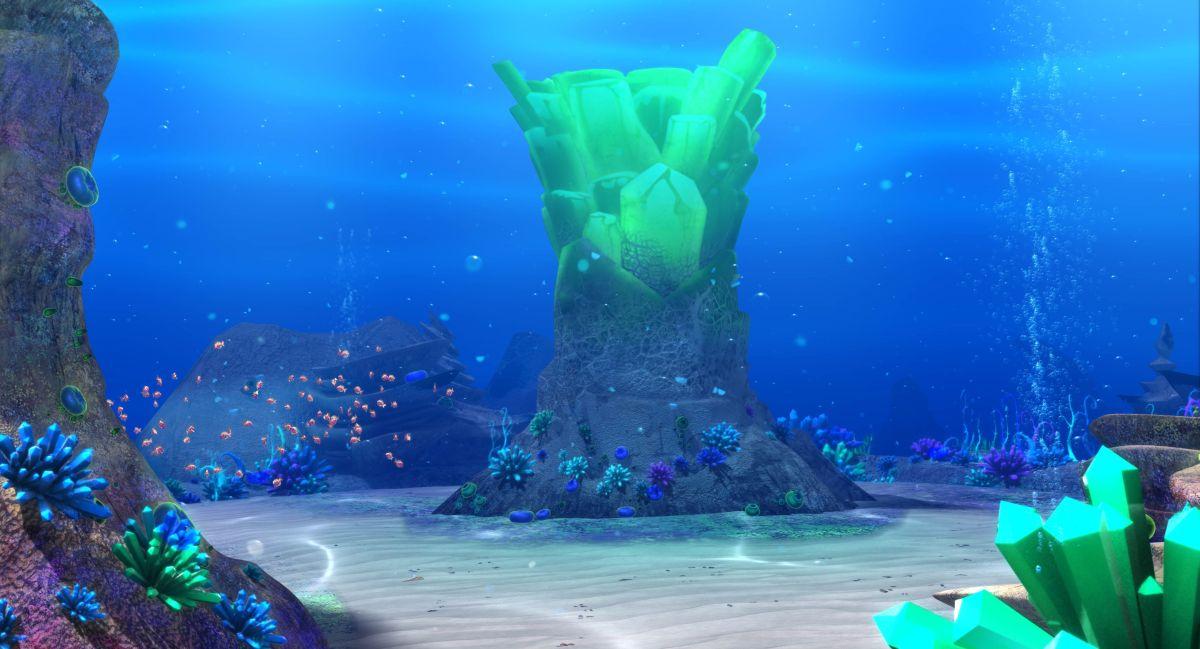 Winx Club - Il mistero degli abissi: un'immagine tratta dal film d'animazione
