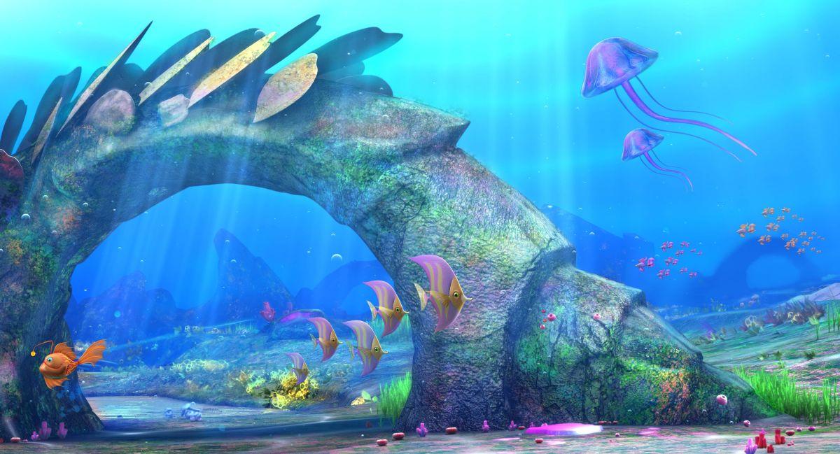 Winx Club - Il mistero degli abissi: il mondo sottomarino delle fatine Winx