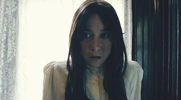Un primo piano di Anna Ishida nel film I Am a Ghost