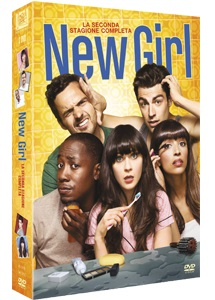 La cover di New Girl - Stagione 2