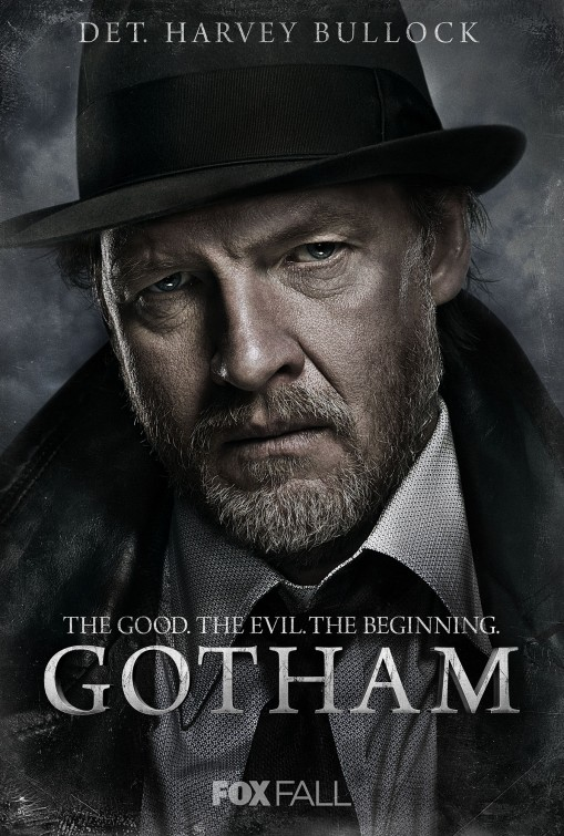 Gotham: character poster per Donal Logue