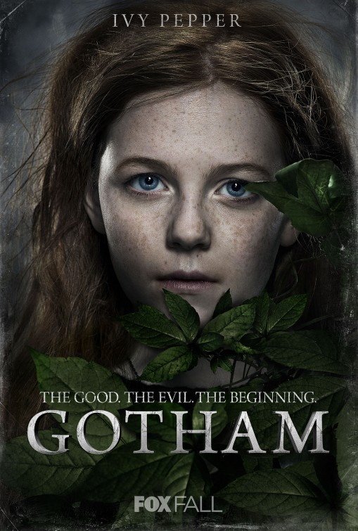 Gotham: character poster per Clare Foley