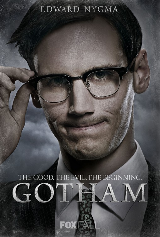 Gotham: character poster per Cory Michael Smith