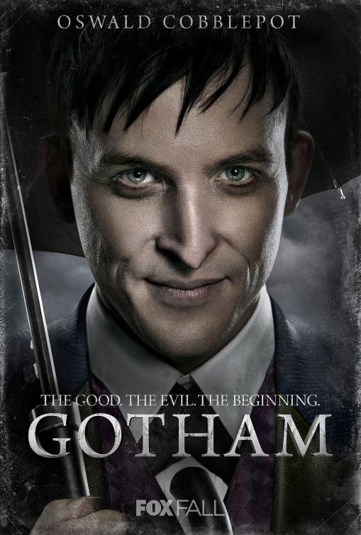 Gotham: character poster per Robin Tayler